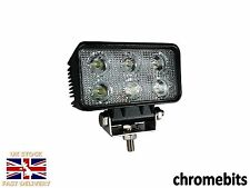 POWERFUL FRONT BULL NUDGE BAR & SPOT SMD 6 LED 18W LIGHT DAY LAMP CAR SUV 4x4