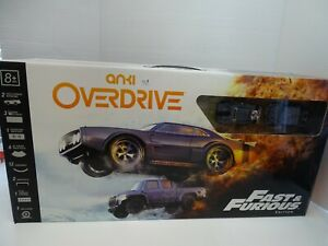 Anki OVERDRIVE 000-00056 Fast & Furious Edition Battle Racing System (EZ19)