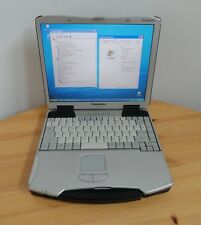 Panasonic Toughbook CF-72X mk5 1,8 GHz 13'' 1,25 GB RAM RS-232 seriell LPT USB