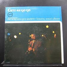 The New Stan Getz Quartet - Getz Au Go Go LP VG+ V/8600 Mono Vinyl Record