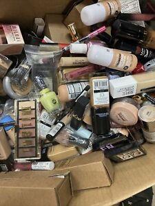 Lot Of 50 Wholesale Makeup - Revlon, Maybelline, Cover Girl, Neutrogena Etc