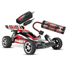 TRAXXAS 1/10 2WD Bandit Extreme Sports Buggy RTR - REDX