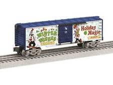 LIONEL 83792 GOOFY HAPPY HOLIDAYS BOX CAR