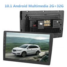 10.1in 2DIN Android coche Reproductor Multimedia GPS Autoradio Bluetooth Estéreo Radio
