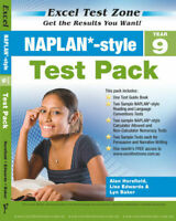 Excel Year 9 NAPLAN - Style Test Pack