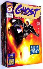 GHOST RIDER n. 0-12 SEQUENZA COMPLETA Marvel Italia 1994 TRANSFER JUMBO VARIANT