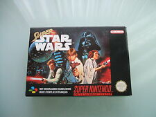 Super Star Wars (PAL, Nintendo SNES)