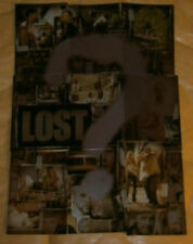 LOST SEASON TWO - PUZZLE CHASE CARD SET - ?-1 - ?-9 (HOLO)