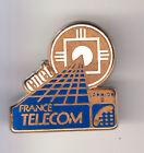 RARE PINS PIN'S .. PTT LA POSTE FRANCE TELECOM CNET BLEU & BLANC LANNION 22 ~BW