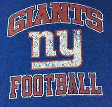 NFL NY New York Giants Football T Shirt Sz M - Old Navy Tee