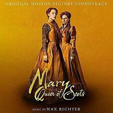 Max Richter Mary Queen of Scots CD Soundtrack 2018