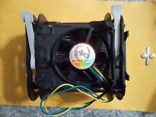 Intel A65061-001 Socket 478 CPU Heatsink & 12VDC Fan Assembly