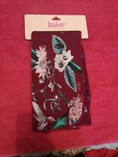 Girls Ted Baker Wine Hummingbird  Blanket (New With Tags)