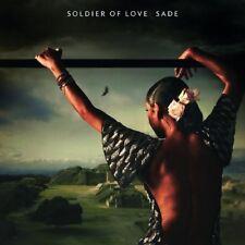 Sade - Soldier of Love - Sade CD 52VG The Cheap Fast Free Post
