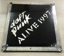 DAFT PUNK - ALIVE 1997 Reissue 180 Gram (New LP Sealed Vinyl)
