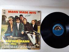 "VINYL LP 12"" 33 MANFRED MANN   ---MANN MADE GREATEST HITS    ***ISRAEL***"