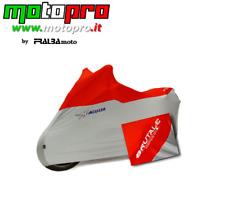 MV AGUSTA Telo coprimoto da interno (Rosso/Grigio) - BRUTALE 800