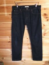 "The Unbranded Brand Jeans UB422 Tight Fit 11oz Indigo  Selvedge Denim 32"" S"