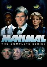 Manimal: The Complete Series [New DVD] Full Frame, 3 Pack