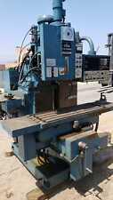 Enshu Yuasa Accumill Am1547 Cnc Milling Machine Withfanuc System 6m Controldeal