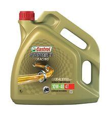 Castrol Power 1 Racing 4T 10w40 4L - aceite lubricante para moto