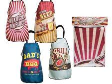 Retro Vintage Kitchen Apron - 4 Designs-Cook Chef Gift