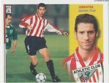 URRUTIA # ESPANA ATHLETIC BILBAO LIGA 2003 ESTE STICKER CROMO