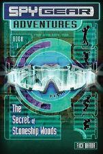 SPYGEAR ADVENTURES  Bk 1  The Secret of Stoneship Woods  Barba  VGC