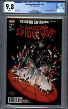 Amazing Spider-Man #797  Alex Ross Cover  Red Goblin  Sold Out 1st Print CGC 9.8