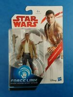 Action Figure STAR WARS - FINN Force Link Unopened Disney Hasbro Toy