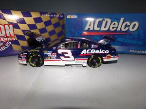 1/24 DALE EARNHARDT JR #3 ACDELCO 1998 ACTION NASCAR DIECAST