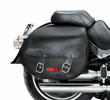 Harley-Davidson Detachables Leather Saddlebags - Smooth 88237-07A