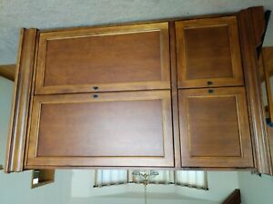 Solid wood armoire from Tom's Price