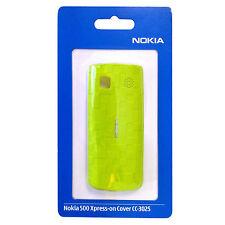 Nokia Xpress Cover CC-3025 / 02728Q6 für 500, grün