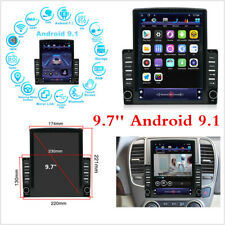 """New listing Touch Screen Android 9.1 Car Wifi Stereo Radio 9.7"""" 2Gb+32Gb w/Gps Navigation"""