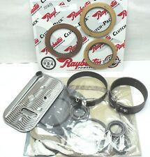 TH400 1965-1987 BANNER PLUS REBUILD KIT, OVERHAUL FRICTIONS/CLUTCHES CORK GMC