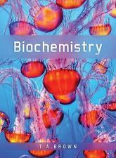 BIOCHEMISTRY - BROWN, T. A. - NEW PAPERBACK BOOK