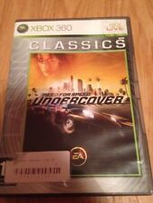 ×× JEU VIDEO XBOX 360 - NEED FOR SPEED UNDERCOVER - notice ××