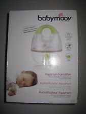 Babymoov Aquarium Humidifier - Easy to Use and Clean Quiet Cool Mist Humidifier