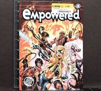 Empowered #6 Adult Graphic Novel comic book superheroes supernatural Horror