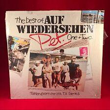Original TV Banda Sonora The Best Of Auf Wiedersehen Pet One Dos 1986 LP Vinilo