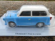 TRABANT P50 KOMBI Die cast 1/43 Sovietiche