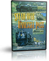 Steam over Tennessee Pass, Union Pacific 844 through Royal Gorge - Pentrex Video