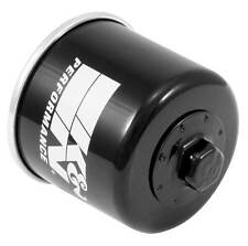 K&N KN-138 Oil Filter for Suzuki Aprilia Kymco Arctic Cat Cagiva - Authentic K&N