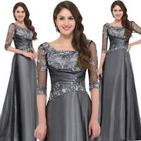 CHEAP 40S VINTAGE Masquerade Long Formal Ball Gown Evening Prom Party Maxi Dress