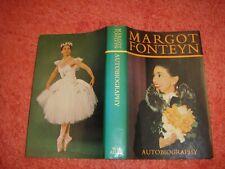 More details for signed margot fonteyn autobiography   (hb & undedicated)