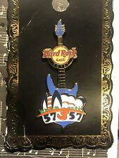 Hard Rock Cafe - Egypt - Charity Guitar Pin   2009