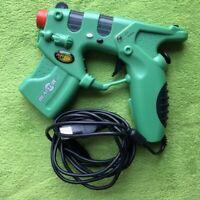 Xbox Classic - Blaster / Light Gun von Mad Catz (grün)