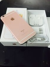 NEW Apple iPhone 6s - 64GB - Rose Gold (Unlocked) Smartphone