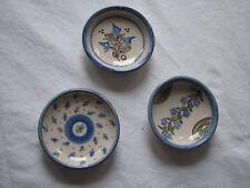 Keramik von Hand getöpfert - 3 wunderschöne Schälchen - Töpferei Schnauder